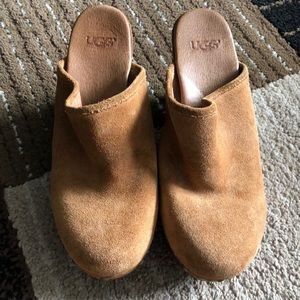 Authentic UGG mule clogs